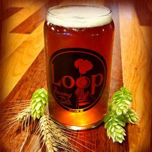 Beer tap - Loop Brewing Company - McCook, NE