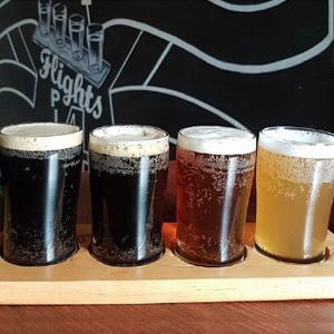Beer Flight - Loop Brewing Company