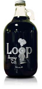 growler - Loop Brewing Company - McCook, NE