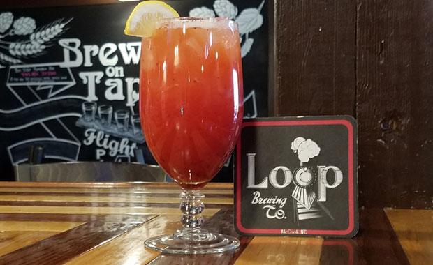 Margaritas - Loop Brewing Company - McCook, NE